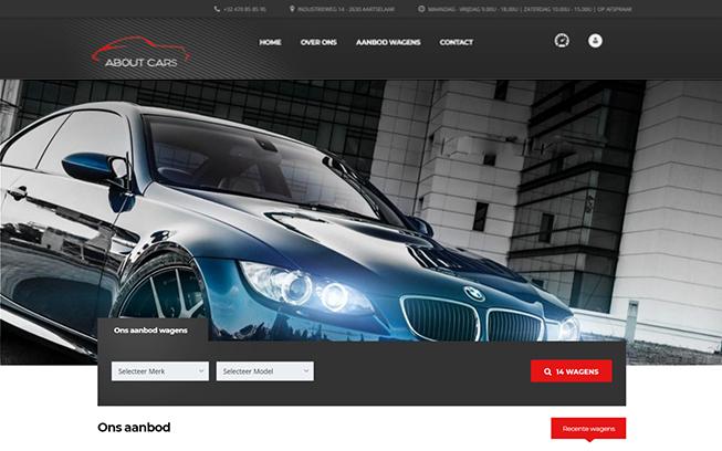 Computer website